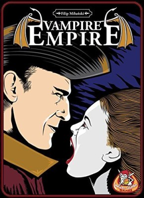 Stronghold Games Vampire Empire Board Game