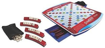 Hasbro Scrabble Deluxe Board Game