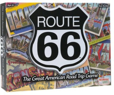 Endless Games Route 66 Board Game