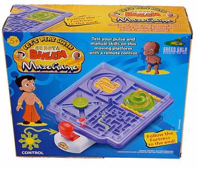 Chhota Bheem Maze Game Board Game
