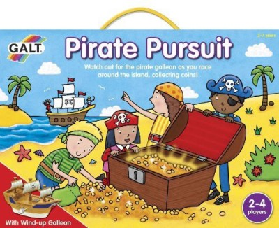 Galt Toys, Inc. Galtinc Pirate Pursuit Board Game