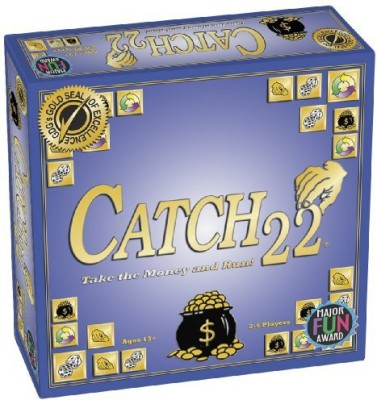 Game Development Group Catch 22 Board Game