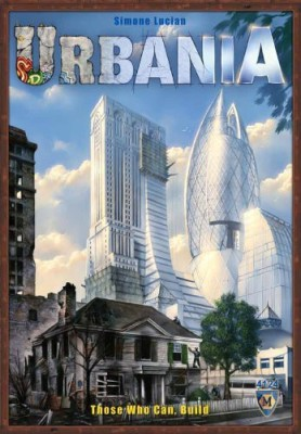 Mayfair Games Urbania Board Game