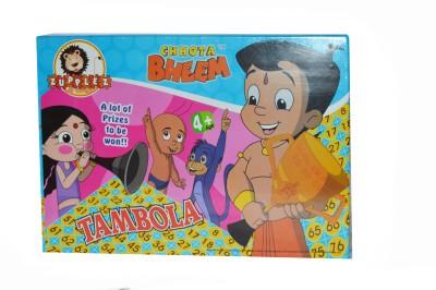 Zupplez Tambola Board Game