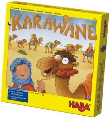 HABA The Caravan Board Game
