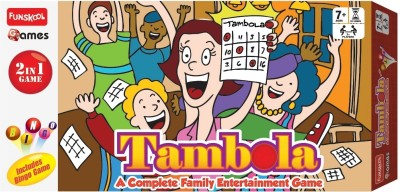Funskool Tambola Board Game