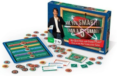 Patch Are You Smarter Than A 5Th Grader? New Questions And Play Board Game
