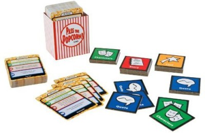 Mattel Pass The Popcorn Board Game
