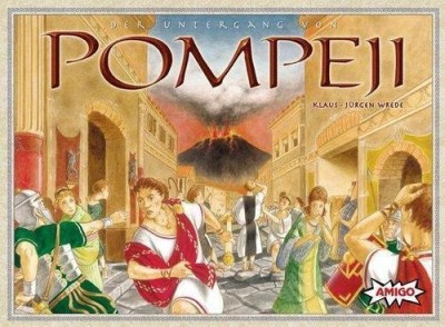 Mayfair Games Pompeii Board Game