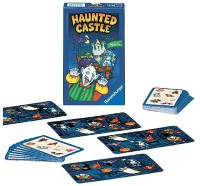 Ravensburger Haunted Castle Board Game
