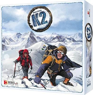 REBEL Sp. z o.o. K2 Board Game