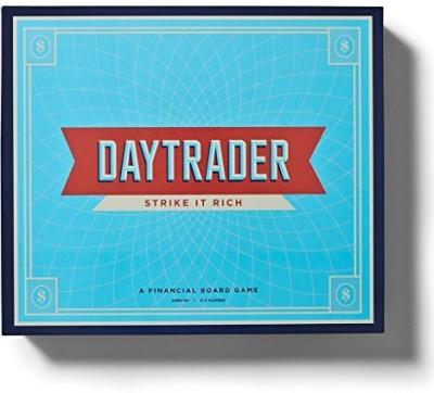 Daytrader: A Financial Board Game Daytrader Board Game