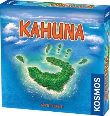 Thames & Kosmos Kahuna (2Player) Board Game