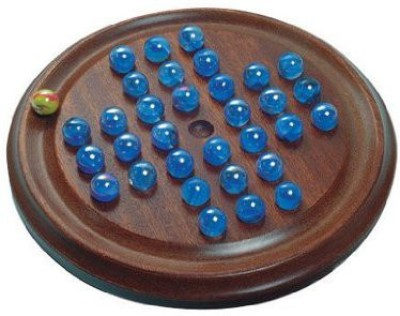 House of Marbles Standard Solitaire Board Game
