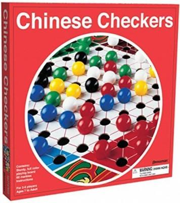 The Sales Partnership Ltd Pressman Chinese Checkers Board Game