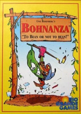 Rio Grande Games Bohnanza Board Game
