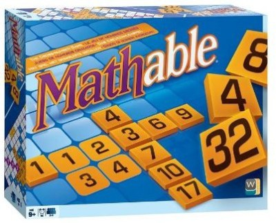 Wooky Mathable Board Game