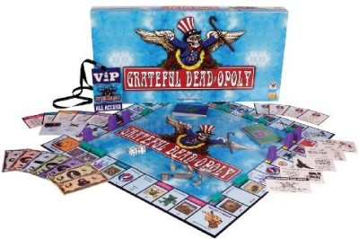 Discovery Bay Games Grateful Deadopoly Board Game