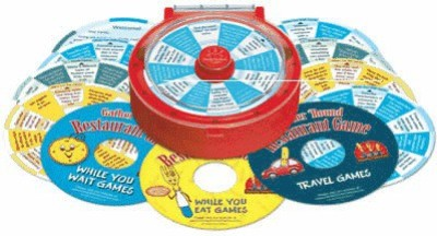 Family Time Fun Gather Round Restaurant Board Game