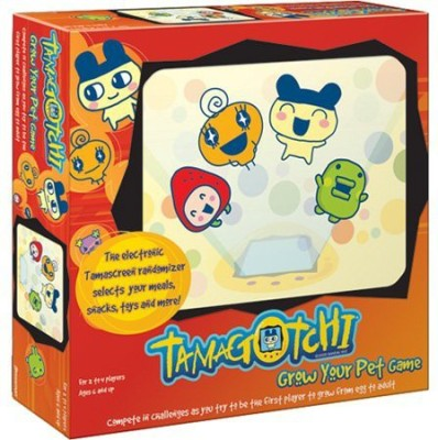 Pressman Toy Tamagotchi Grow Your Pet Board Game