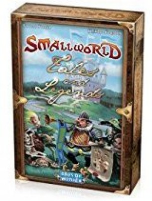 Days of Wonder Small World Tales And Legends Expansion Board Game