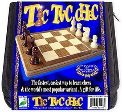Dream Green Tic Tac Chec Board Game
