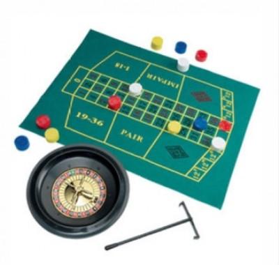 Smiledrive 5 in 1 Casino Game Board Game