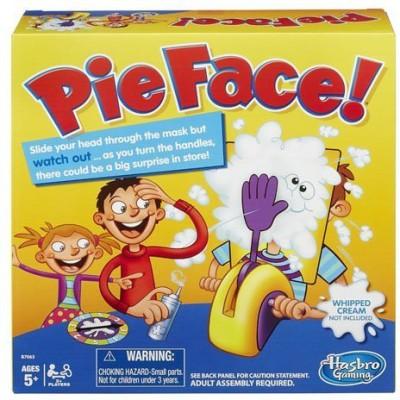 Hasbro Hasbro Pie Face Game Board Game