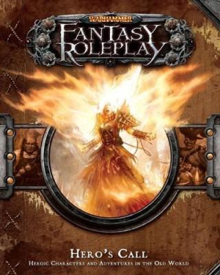 Fantasy Flight Games Warhammer Roleplay Hero,S Call Board Game