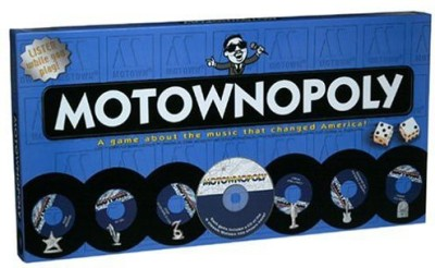 Late for the Sky Motownopoly A About The Music Board Game