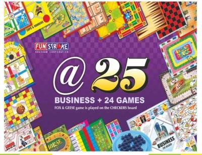 Funstroke @25 Board Game
