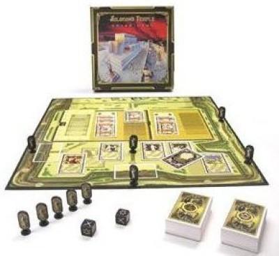 Cactus Games Solomon,S Temple Board Game