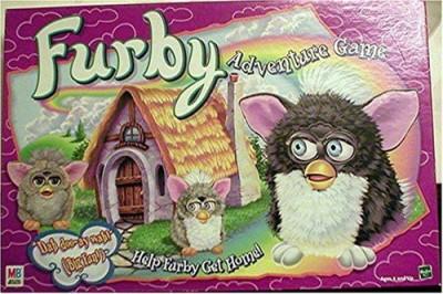 Furby Adventure Board Game