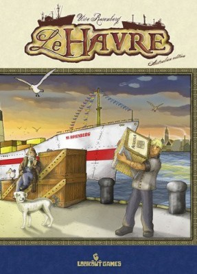 Lookout Games Le Havre Board Game