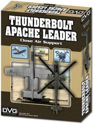 DVG Thunderbolt Apache Leader 2Nd Edition Board Game