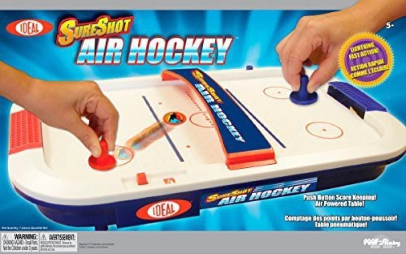 Ideal Sureshot Air Hockey Tabletop Board Game
