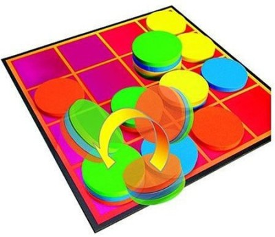 Educational Insights fliptactoe Board Game