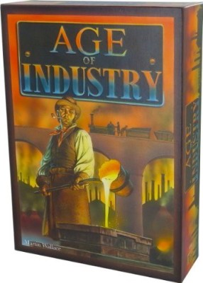 Mayfair Games Age Of Industry Board Game