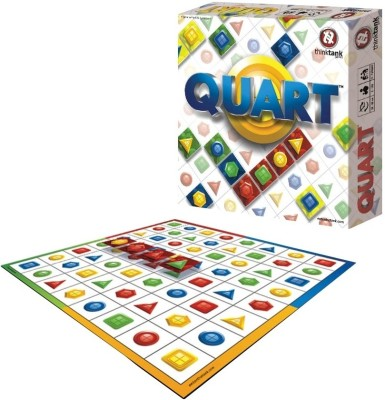 Think Tank Games Quart Board Game