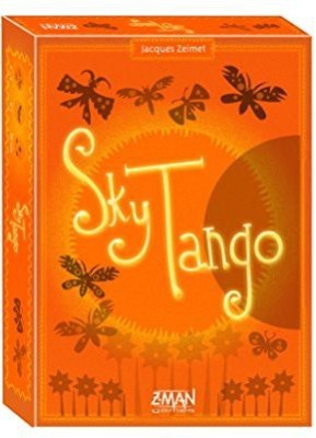 Z-Man Games Sky Tango Board Game