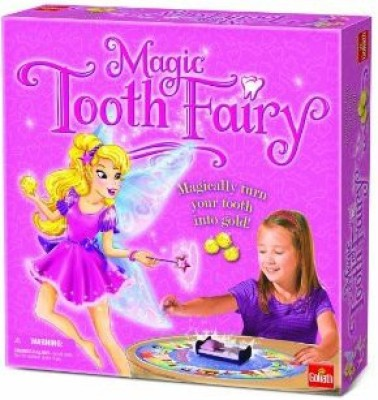 Goliath Games The Magic Tooth Fairy Board Game