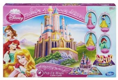 Hasbro Disney Princess Popup Magic Popup Magic Castle Board Game