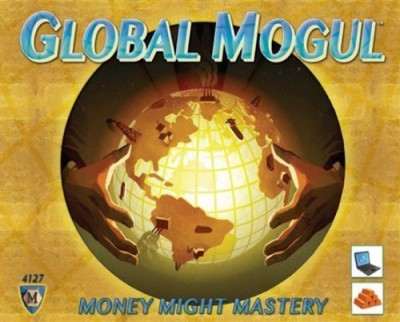 Mayfair Games Global Mogul Board Game