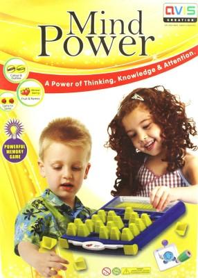 Avis Creation Mind Power Memory Board Game