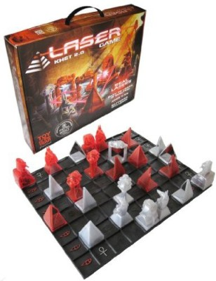 Innovention Toys The Laser Khet 20 Board Game