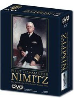 Dan Verssen Games Fleet Commander Nimitz 022 Board Game