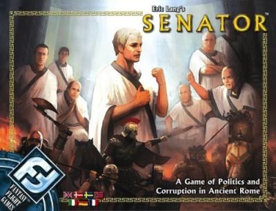 Fantasy Flight Games 0001-01-01 Senator Board Game