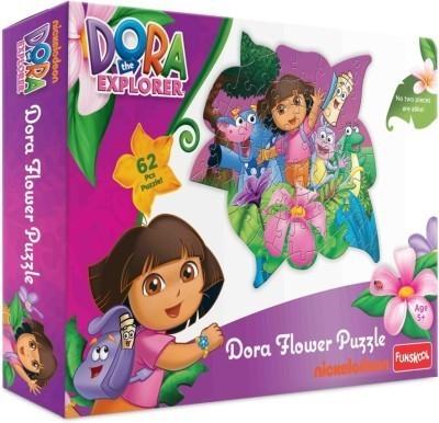 Funskool Dora The Explorer Memory Game Board Game