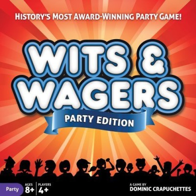 North Star Games Wits And Wagers Party Board Game