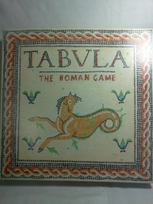 Oxford Games Tabvla (Tabula) The Roman Board Game